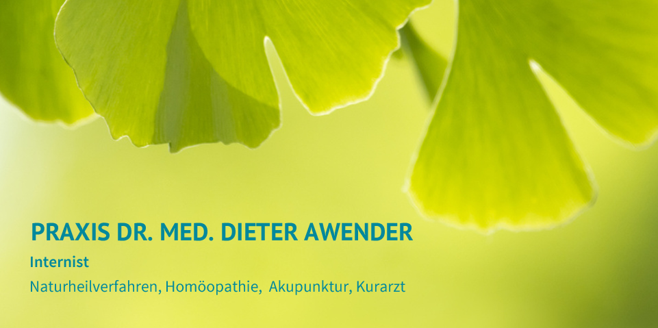 Dieter Awender - Home